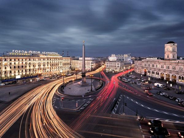 База предприятий Санкт-Петербурга
